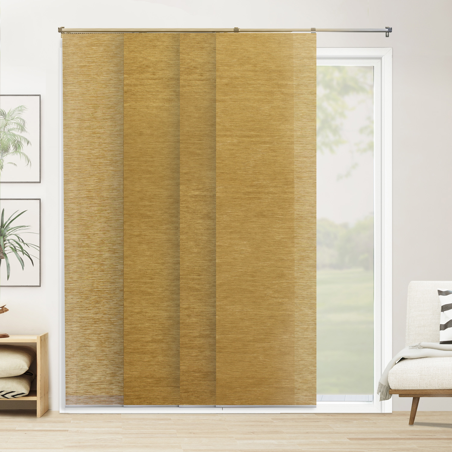 How To Pick The Right Blinds Or Shades For Your Door Chic Blog Home Page